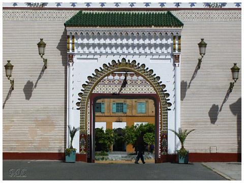 fr Palais Royal de Rabat